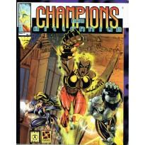 Champions - New Millenium (jeu de rôle Hero Games en VO) 001