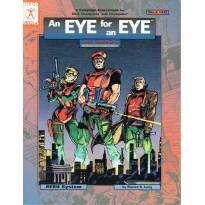 Champions - An Eye for an Eye (jeu de rôle Hero Games en VO) 001