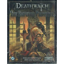 Deathwatch - The Emperor protects (jeu de rôle en VO) 001