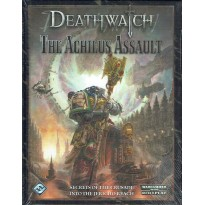 Deathwatch - The Achilus Assault (jeu de rôle en VO) 001