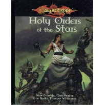 Dragonlance - Holy Orders of the Stars (jdr d20 System en VO) 003