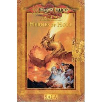 Dragonlance Fifth Age - Heroes of Hope (coffret jdr Saga Rules System en VO) 001