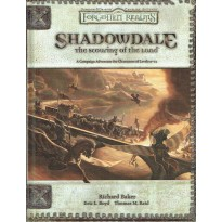 Shadowdale - The Scouring of the Land (Dungeons & Dragons 3ème édition - Forgotten Realms en VO) 001