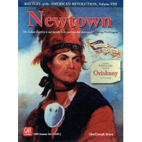 Newtown 1779 & Oriskany 1777 - Battles of the American Revolution VIII (wargame GMT) 001