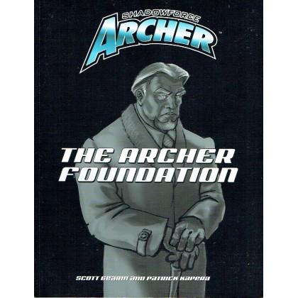 Shadowforge Archer - The Archer Foundation (jdr d20 System AEG en VO) 001