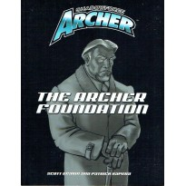Shadowforge Archer - The Archer Foundation (jdr d20 System AEG en VO) 001