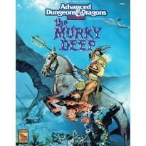 GA1 The Murky Deep (jdr AD&D 2ème édition en VO) 001