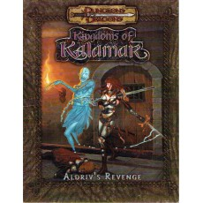 Kingdoms of Kalamar - Aldriv's Revenge (jdr Dungeons & Dragons 3.0 en VO)