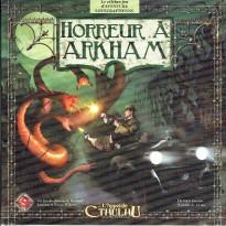 Horreur à Arkham - Jeu de plateau L'Appel de Cthulhu (jeu de stratégie Ubik en VF) 002
