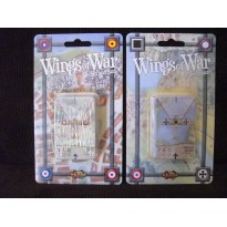 Wings of War - Lot Immelmann & Hit and Run (extension cartes WW1 en VF) L041