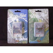 Wings of War - Lot The Last Biplanes & Revolution in the Sky (extensions cartes WW2 en VF)