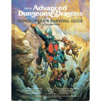Dungeoneer's Survival Guide (jdr AD&D 1ère édition en VO) 003