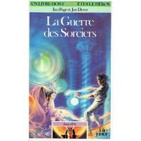 405 - La Guerre des Sorciers (Un livre dont vous êtes le Héros - Gallimard) 001