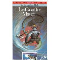 297 - Le Gouffre Maudit (Un livre dont vous êtes le Héros - Gallimard)