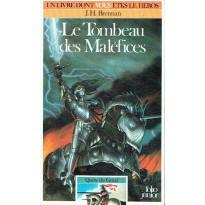 368 - Le Tombeau des Maléfices (Un livre dont vous êtes le Héros - Gallimard) 001