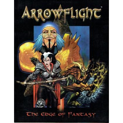 Arrowflight - The Edge of Fantasy (livre de base Rpg en VO) 001