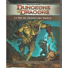P1 Le Roi du Dédale des Trolls (jdr Dungeons & Dragons 4)