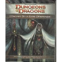 P2 L'Enclave de la Reine Démoniaque (jdr Dungeons & Dragons 4)