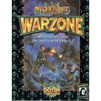 Warzone - Livre de Règles (Jeu de figurines Mutant Chronicles en VF) 002