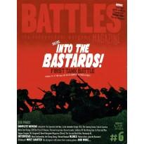 Battles Magazine N° 6 (magazine de wargames en anglais) 001