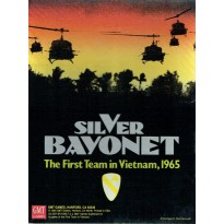 Silver Bayonet - The First Team in Vietnam 1965 (wargame GMT) 001