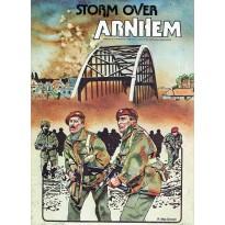 Storm over Arnhem - Game of the Battle of Arnhem Bridge (wargame Avalon Hill) 001