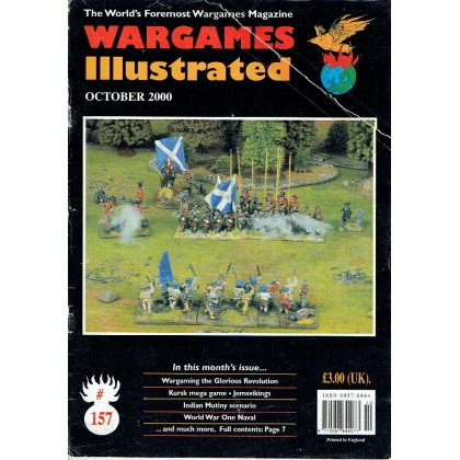 Wargames Illustrated N° 157 (The World's Foremost Wargames Magazine) 002