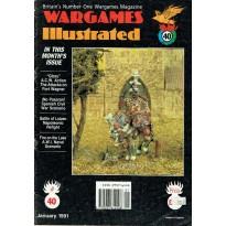 Wargames Illustrated N° 40 (The World's Foremost Wargames Magazine) 001