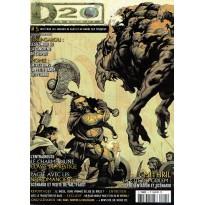 D20 Magazine N° 5 (magazine de jeux de rôles) 003