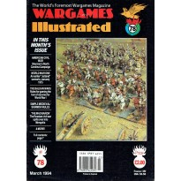 Wargames Illustrated N° 78 (The World's Foremost Wargames Magazine) 001