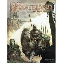 Wasteland Les Terres Gâchées - Le Jeu de Rôle (livre de base jdr en VF) 001