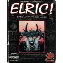 Elric - Dark Fantasy Roleplaying  (livre de base jdr en VO) 001