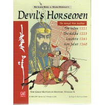 Devil's Horsemen - The Mongol War Machine (wargame GMT) 001