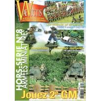 Vae Victis N° 8 Hors-Série Armées Miniatures (La revue du Jeu d'Histoire tactique et stratégique) 001