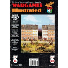 Wargames Illustrated N° 74 (The World's Foremost Wargames Magazine)