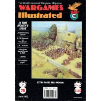 Wargames Illustrated N° 70 (The World's Foremost Wargames Magazine) 001