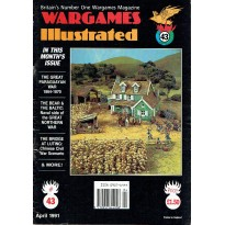 Wargames Illustrated N° 43 (The World's Foremost Wargames Magazine) 001