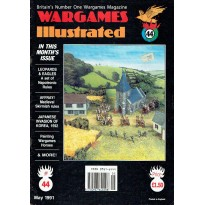 Wargames Illustrated N° 44 (The World's Foremost Wargames Magazine) 001