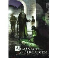 Almanach Arcadien - Tome 1 (jdr Aventures dans le Monde Intérieur) 001