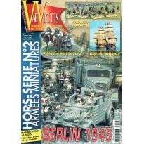 Vae Victis N° 2 Hors-Série Armées Miniatures (La revue du Jeu d'Histoire tactique et stratégique) 001