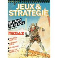 MEGA 2 - Messagers Galactiques (Jeux & Stratégie N° 2 - jdr 2e édition de Jeux & Stratégie Hors-Série) 001