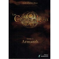 Les Chants de Loss - Armanth (Roman Livre 1 en VF) 002
