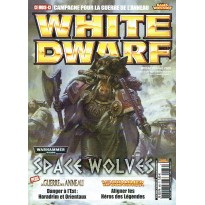 White Dwarf N° 186 (magazine de jeux de figurines Games Workshop en VF) 001