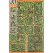 Heroes of Normandie - Extra Terrain Set 2 (jeu de stratégie & wargame de Devil Pig Games en VF & VO)