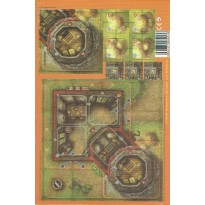 Heroes of Normandie - Fortified Farm (jeu de stratégie & wargame de Devil Pig Games en VF & VO)