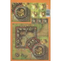 Heroes of Normandie - Fortified Farm (jeu de stratégie & wargame de Devil Pig Games) 001