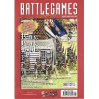 Battlegames N° 22 - The Spirit of Wargaming (magazine de jeux d'histoire avec figurines en VO) 001