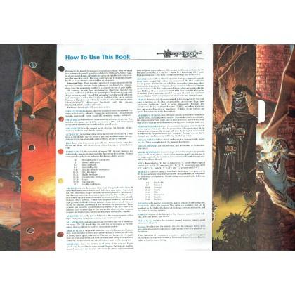 Dragonlance - Monstrous Compendium  Appendix IV (jdr AD&D 2 en VO) 001