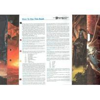 Dragonlance - Monstrous Compendium  Appendix IV (jdr AD&D 2 en VO)