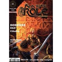 Jeu de Rôle Magazine N° 1 (revue de jeux de rôles) 002